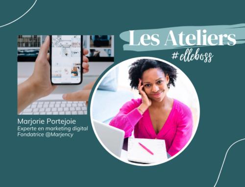 Focus sur Marjorie Portejoie, Experte en stratégie digitale